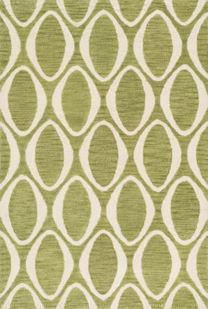 Loloi Taylor Hty10 Lime / Ivory Area Rug