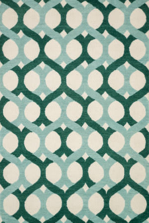 Loloi Weston Hws04 Blue / Green Area Rug