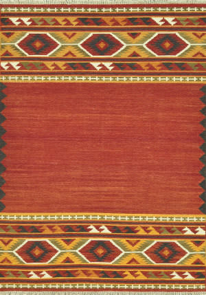 Loloi Isara Ia-01 Red / Gold Area Rug