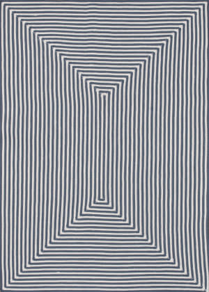 Loloi In/Out Io-01 Blue Area Rug