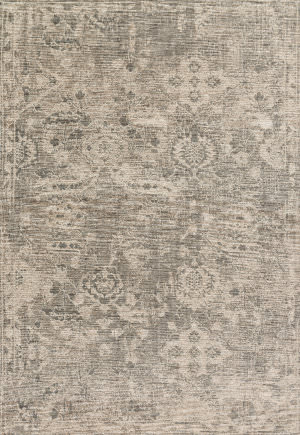 Loloi Izmir Iz-01 Grey - Neutral Area Rug