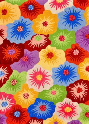 Loloi Juliana JL-15 Multi - Floral Area Rug