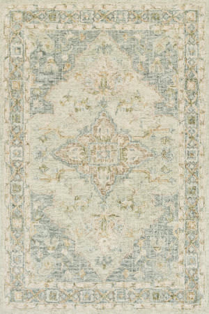 Loloi Julian Ji-07 Seafoam Green - Spa Area Rug