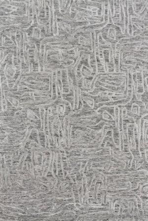 Loloi Juneau Jy-06 Grey - Grey Area Rug