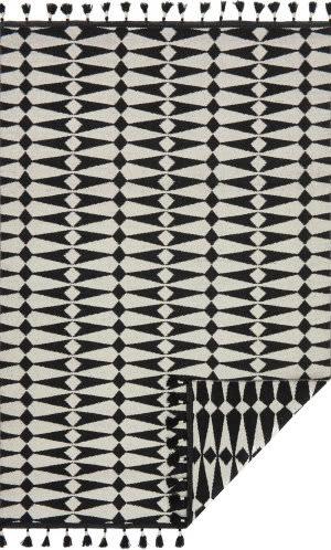 Loloi Kahelo Kh-04 Black - Ivory Area Rug