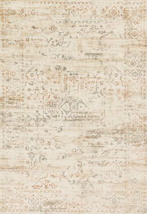 Loloi Kingston Kt-01 Cream - Multi Area Rug