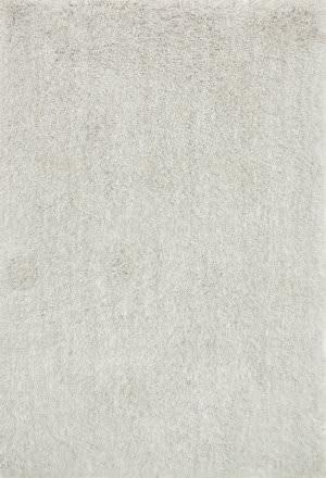 Loloi Kendall Shag Kd-01 Silver Area Rug