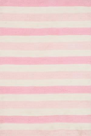 Loloi Lola Shag Ll-01 Pink - Multi Area Rug