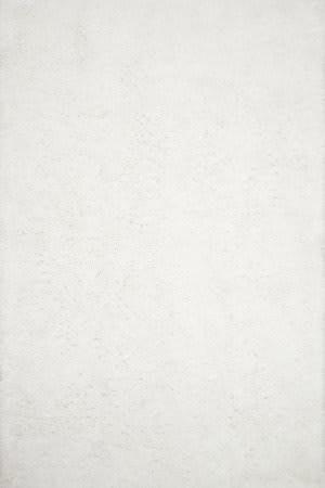 Loloi II Mila Shag Mil-01 White Area Rug