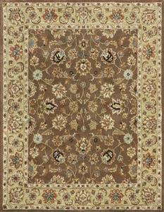 Loloi Maple MP-37 Mocha Light Gold Area Rug