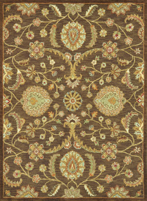 Loloi Maxwell Mx-01 Brown Area Rug