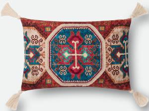 Loloi Pillows P0527 Multi