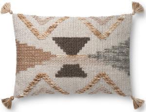 Loloi Pillows P0828 Grey - Multi Area Rug