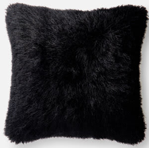 Loloi Pillow P0245 Black
