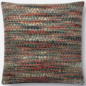 Loloi Pillows P0532 Natural - Multi