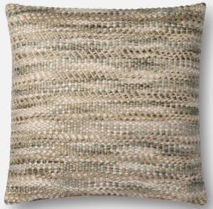 Loloi Pillows P0533 Natural