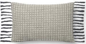 Loloi Pillows P0812 Grey Area Rug