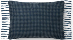 Loloi Pillows P0812 Navy Area Rug
