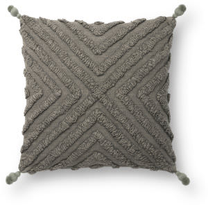 Loloi Pillows P0814 Stone Area Rug