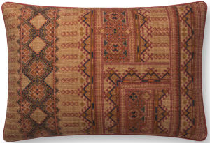 Loloi Pillows P0778 Rust