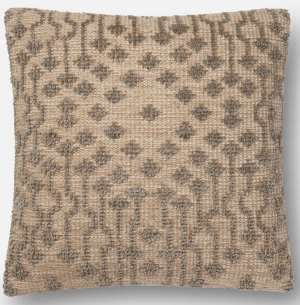 Loloi Pillows P0552 Taupe