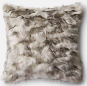 Loloi Pillow P0475 Grey