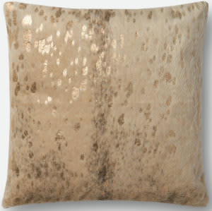 Loloi Pillows P0521 Beige - Gold