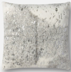 Loloi Pillows P0521 Grey - Silver