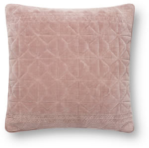 Loloi Pillows P0829 Blush