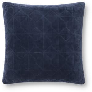 Loloi Pillows P0829 Navy Area Rug