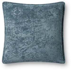 Loloi Pillows P0830 Blue Area Rug
