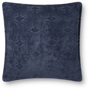 Loloi Pillows P0830 Navy Area Rug