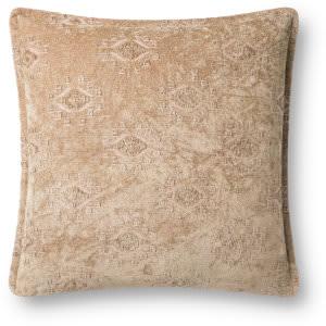 Loloi Pillows P0830 Taupe Area Rug