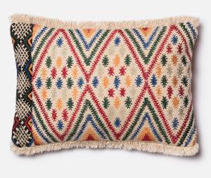 Loloi Pillow P0400 Multi