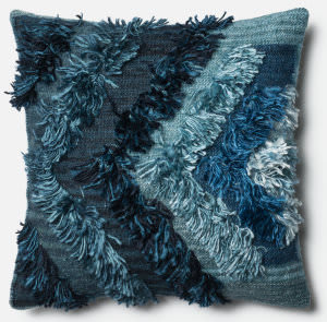 Loloi Pillow P0416 Indigo