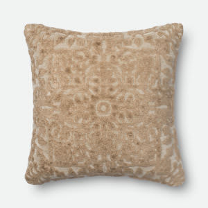 Loloi Pillow Gpi12 Cream