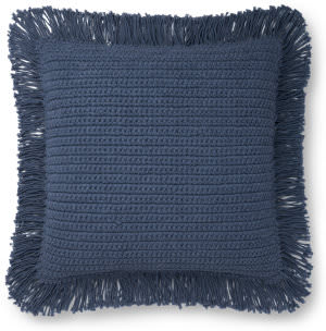 Loloi Pillows P0806 Blue Area Rug