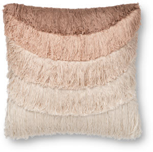 Loloi Pillows P0808 Pink Area Rug