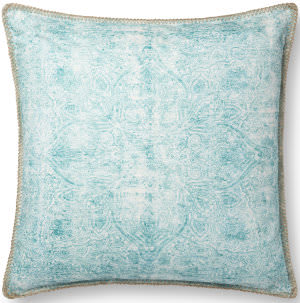 Loloi Pillows P0746 Teal