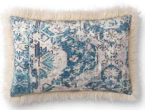 Loloi Pillows P0788 Multi - Ivory