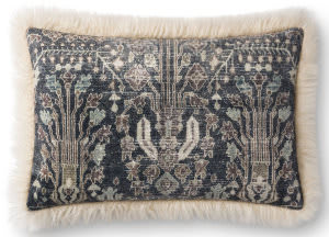 Loloi Pillows P0792 Multi - Ivory