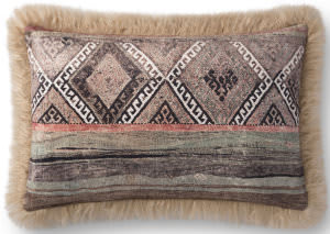 Loloi Pillows P0799 Multi - Beige
