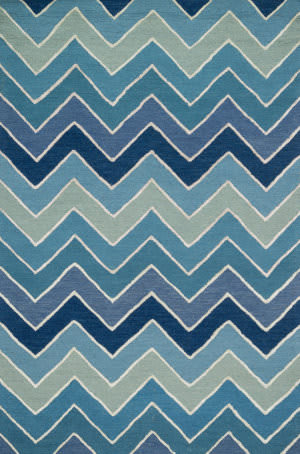 Loloi Panache Pc-14 Blue - Multi Area Rug