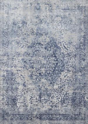 Loloi Patina Pj-04 Blue - Stone Area Rug