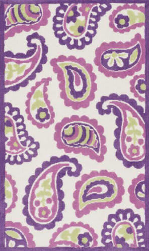 Loloi Piper PI-09 Purple / Green Area Rug
