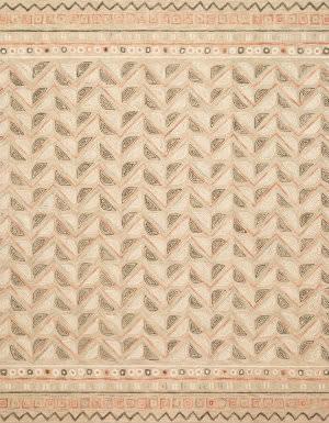 Loloi Priti By Justina Blakeney Prt-08 Taupe - Multi Area Rug