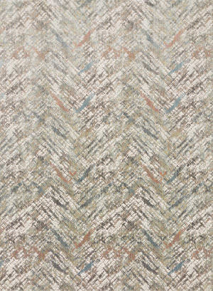 Loloi Reid Red-01 Morning Mist Area Rug