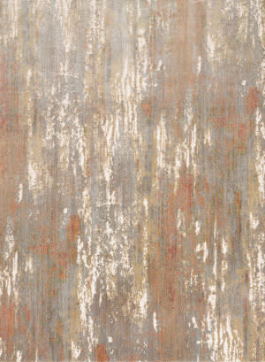 Loloi Reid Red-02 Granite Area Rug