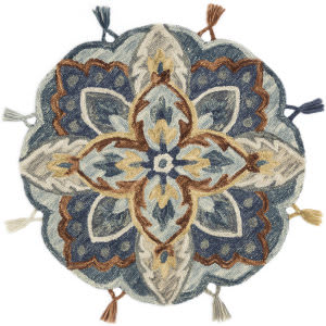 Loloi Remy Ru-17 Blue - Multi Area Rug