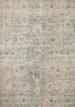 Loloi Revere Rev-09 Light Blue - Multi Area Rug
